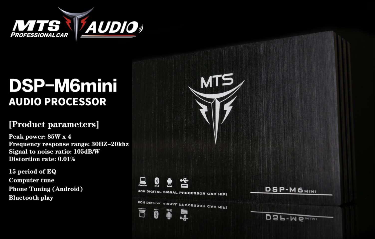 Hình Ảnh Amply MTS DSP-M6mini