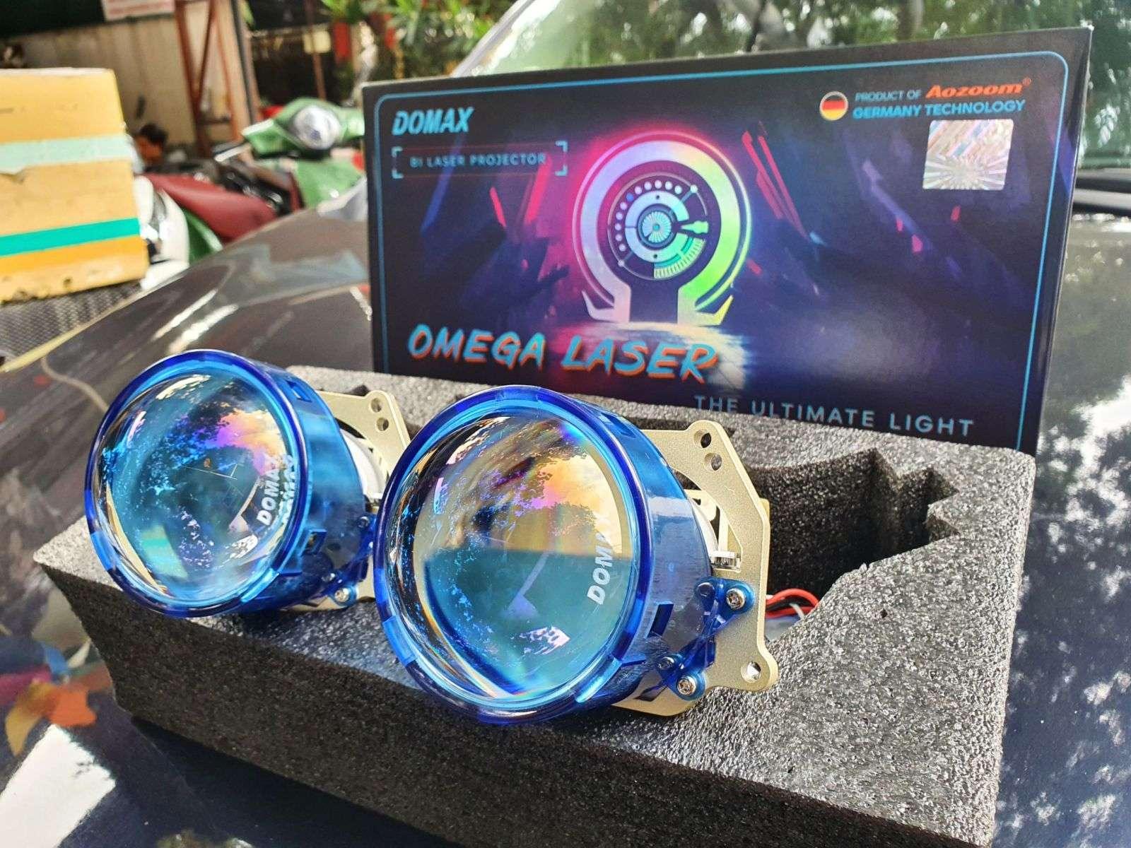 Bi Laser Omega domax