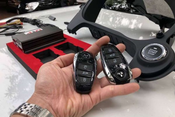 smartkey tại cường thịnh auto